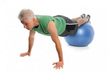 Better Fitness Reduces Risk of Cancer for Older Men