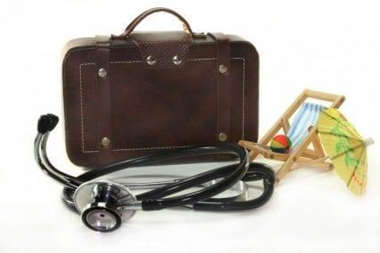 travel health DVT
