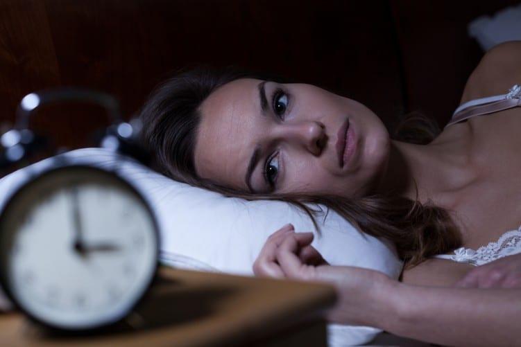 Anxiety causing sleep problems