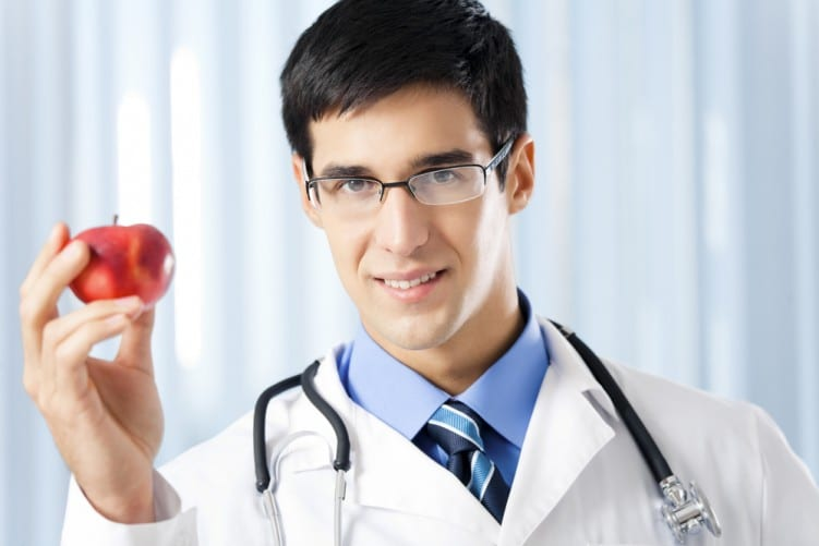 Apple & doctor
