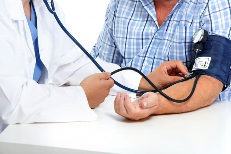 high blood pressure low blood pressure