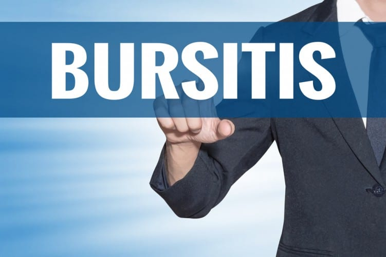 Bursitis word