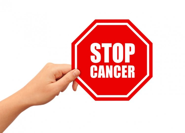 Cancer Stop sign