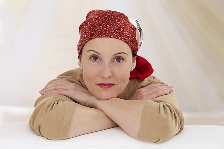 Chemotherapy woman