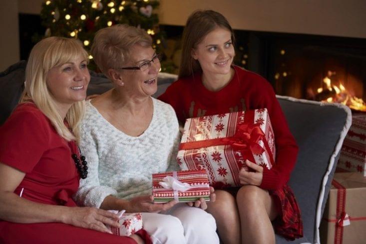 Christmas dementia