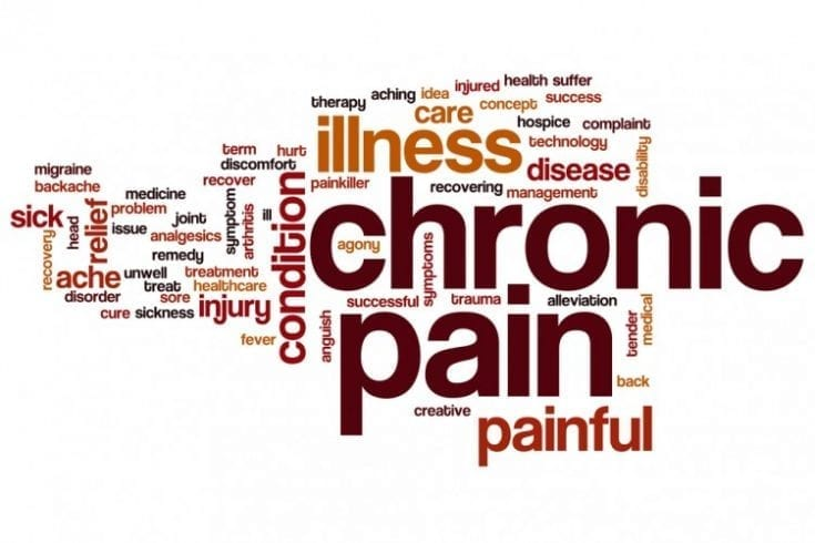 Pain Affects The Lives Of Almost Half Of All British Adults