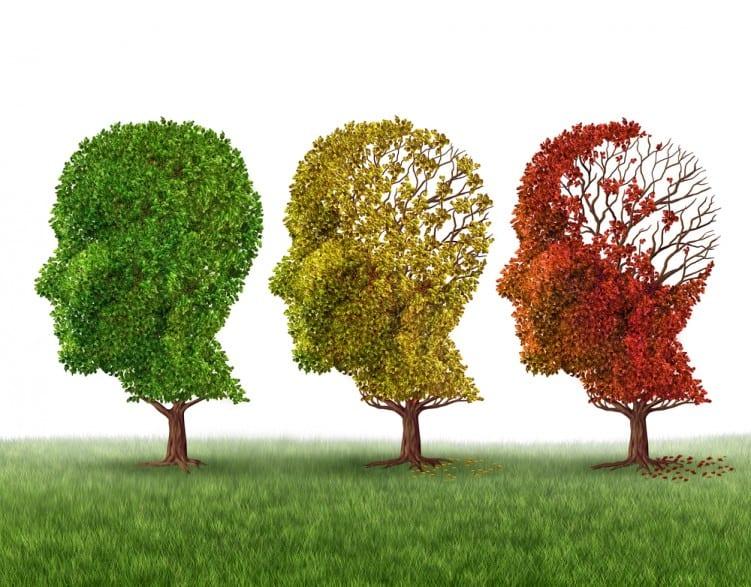 Dementia tree diagram