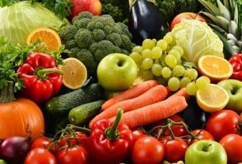 antioxidants fruit vegetables