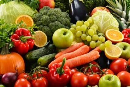 antioxidants fruit vegetables