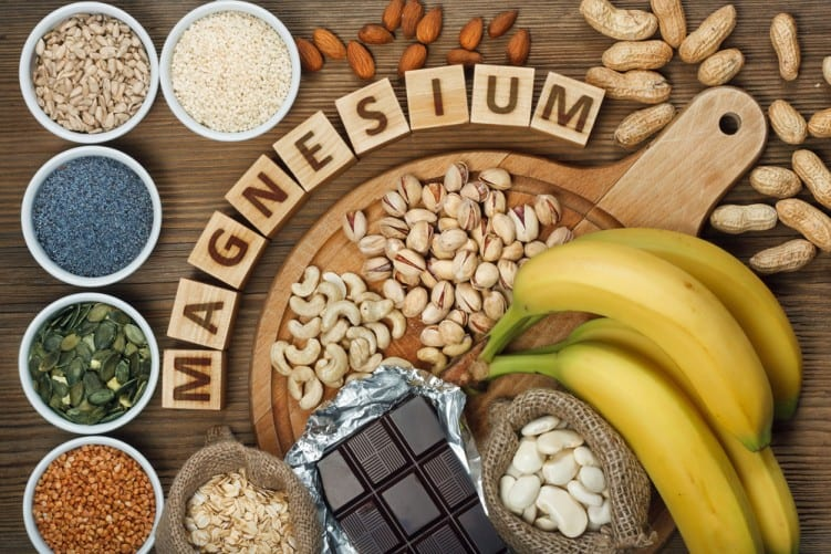 Magnesium food with full name
