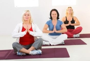 Meditation May Help Ease Chronic Back Pain