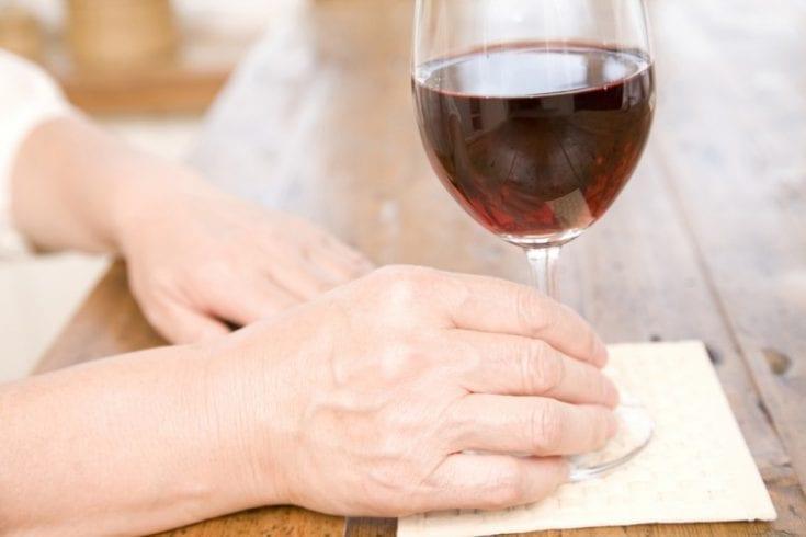 NICE dementia alcohol