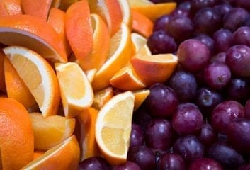 Could Oranges And Red Grapes Be The Key To Fighting Obesity, Diabetes And Heart Disease?