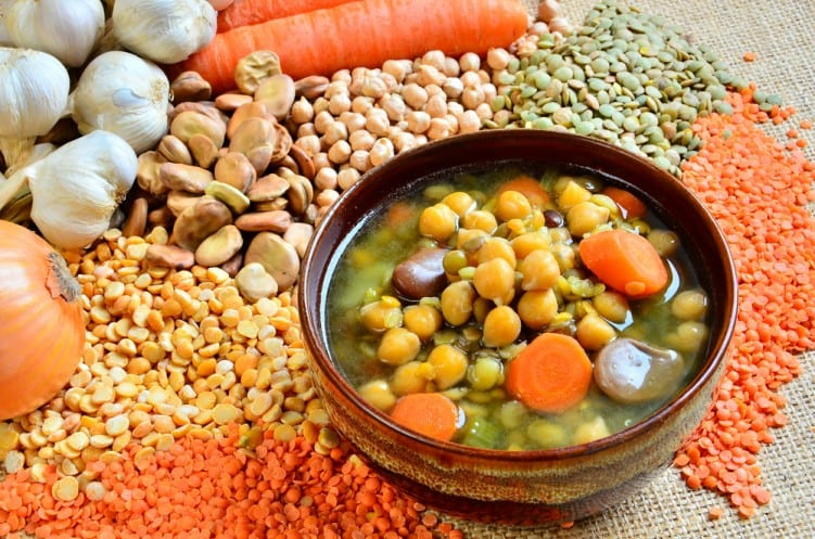 Pulses soup