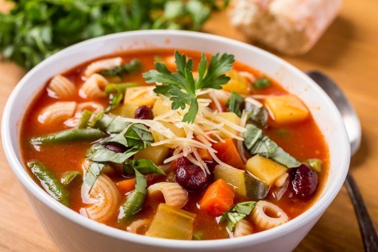 Soup Minestrone