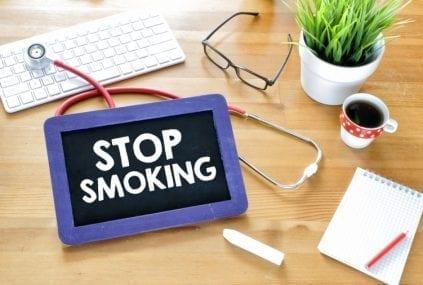 stop smoking Alzheimer's