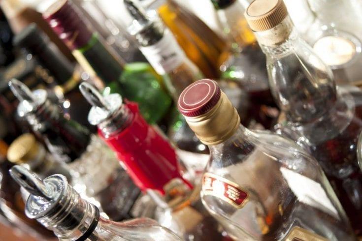 alcohol dry january