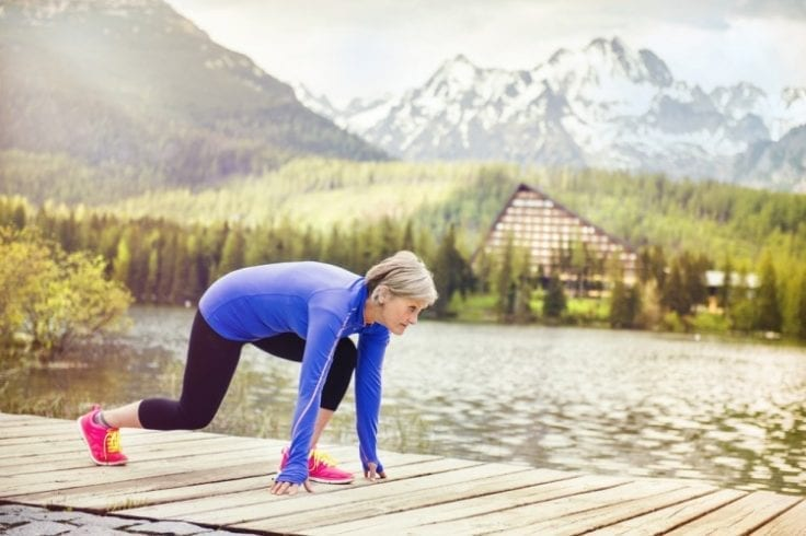anti-ageing exercise tips