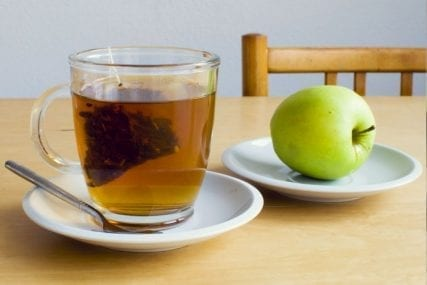 Apples and Green Tea Reduce Risk of Chronic Conditions