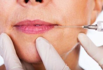 Cosmetic Lip Injections Could Help Those With Facial Paralysis
