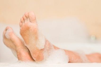 foot odour