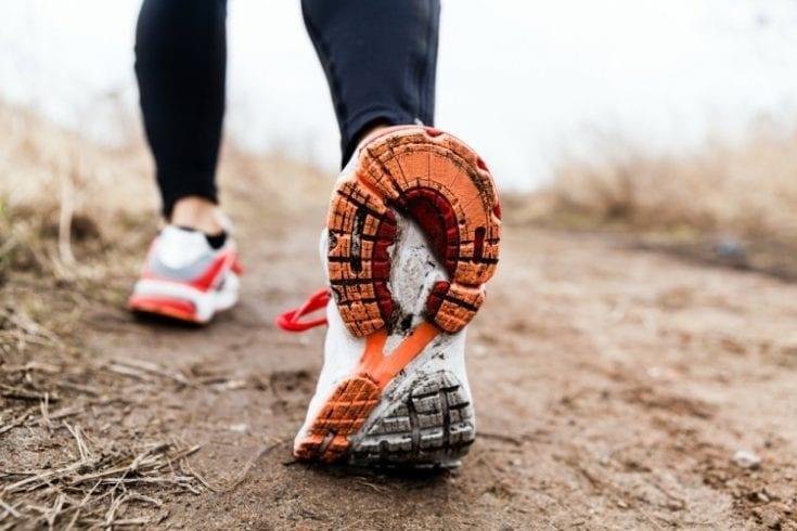 legs walking brain health