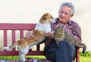 Man's Best Friend: The Benefits of Pets in Later Life