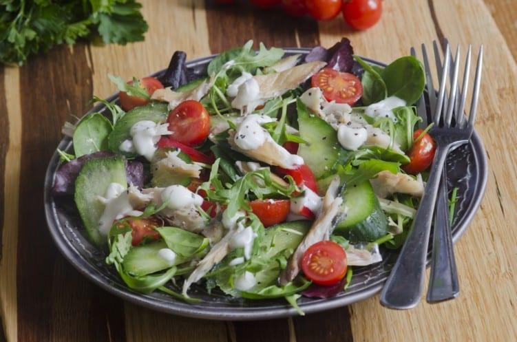diabetes healthy salad