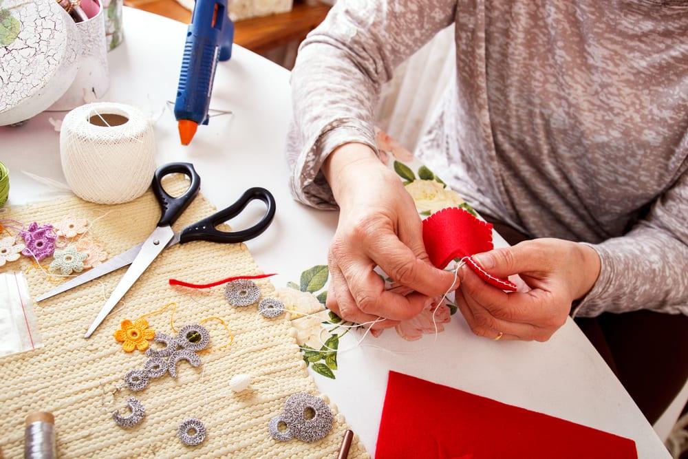 prevent memory loss arts & crafts