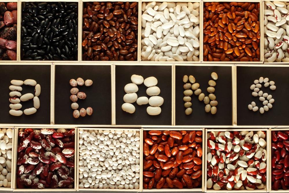 carbs beans