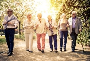 healthy ageing exercise