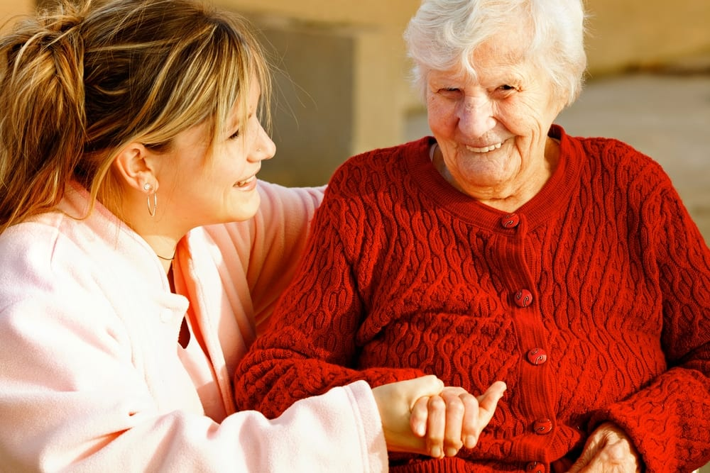 care homes elderly care