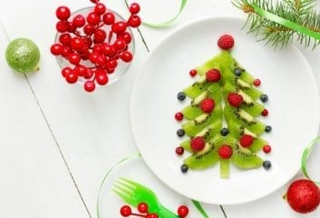 healthy christmas food
