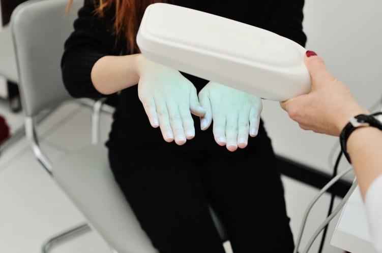 UV treatment psoriasis