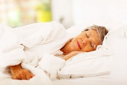 sleep sarcopenia muscle loss