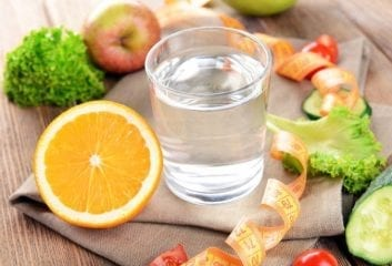 water fruit diet