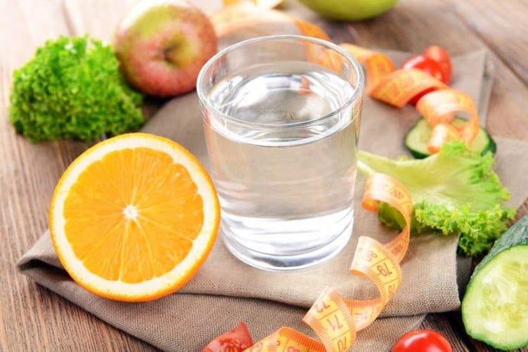 water fruit diet