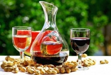Could Wine and Peanuts Protect Against Alzheimer's?