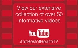 The Best of Health - YouTube Videos